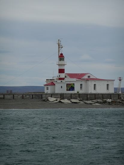 Lighthouse Punta Delgada