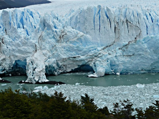 Perito Moreno Glacier hit then head