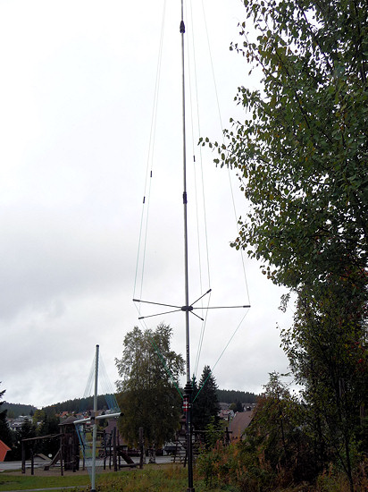 Antenne DX-2000